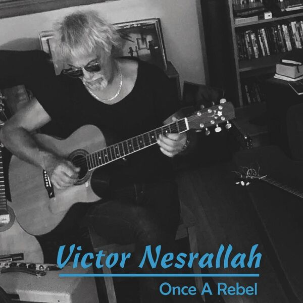 Cover art for Once a Rebel